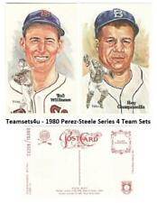 1981 Perez-Steele Hall of Fame (HOF) Postcards Series 4 ** Pick Your Team **