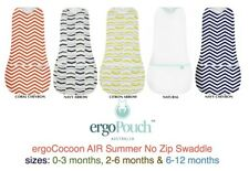 ergoPouch airCocoon ergoCocoon AIR Summer Sheer Swaddle Bamboo