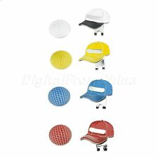 Alloy Magnetic Hat Clip With Golf Ball Marker Golf Cap Great Hat Decoration 1 Pc