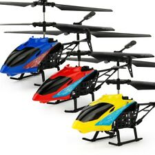 Mini Infrared Remote-controlled Aircraft Model with Gyroscopes 2CH Helicopter