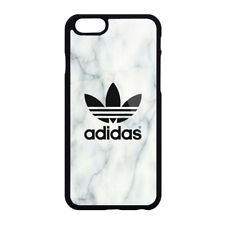 Luxury Logo White Marble Print On Plastic Hard Case Cover For iPhone 5 6s 7 Plus