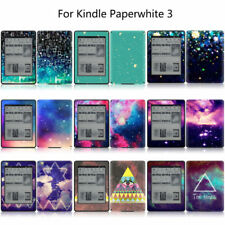 For Amazon Kindle Paperwhite 3 Sticker Cover Charming Patterns Skin Decal
