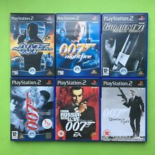 James Bond  Playstation 2 PS2 PAL UK Games Selection List + Free UK Delivery
