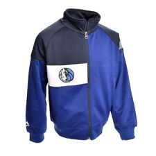 Dallas Mavericks Youth Color Block Track Jacket (Royal)
