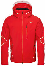 Kjus Men Formula Jacket, scarlett red