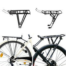 "HEAVY DUTY Bicycle Cycle Bike Rear Pannier Rack Carrier 25kg 26 27"" Luggage"