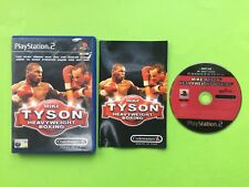 Mike Tyson Heavyweight Boxing Playstation 2 PS2 PAL Game + Free UK Delivery