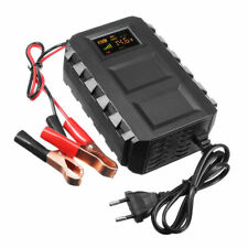 Intelligent 12V 10A Automobile Lead Acid Battery Charger Car Motorcycle