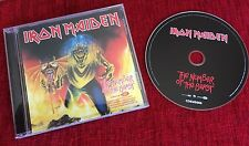 Iron Maiden - Number Of The Beast - CD Enhanced Single (2005)