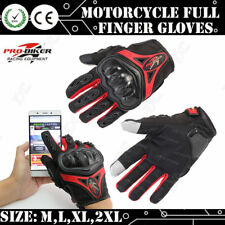 Chic Motocross Racing Pro-Biker Motorcycle Bike Cycling Full Finger Gloves M-XXL