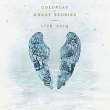 Coldplay - Ghost Stories: Live 2014 (2 Disc, CD + DVD) CD NEW
