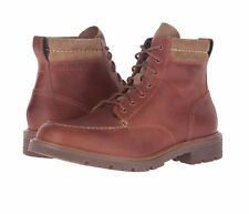 """NEW Mens COLE HAAN Woodbury Leather GRANTLAND 6"""" WATERPROOF Lace Up Boots Shoes"""