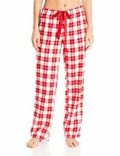 Nautica Sleepwear Women's Flannel Lurex Plaid Pajama Pant - Choose SZ/Color