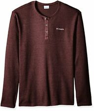 Columbia Men's Ketring Big and Tall Henley - Choose SZ/Color