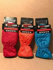 Heatkeep Ice Scrapper Warm Glove Mitt Scrapper 41WF1603
