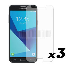 3 Pcs Grossy Clear LCD Screen Protector Film Guard Cover Shield For Samsung
