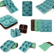 Silicone Cake Decorating Moulds Cookies Chocolate Baking Mold Cake Mold Tools