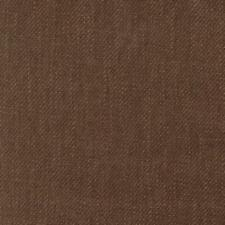 Brown Tweed Fabric Upholstery Curtain Regal Cable Cocoa