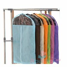 Garment Suit Cover Bag Dustproof Clothes Jacket Skirt Dress Storage Protector
