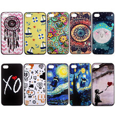 Various Cute Fashion Design Pattern Hard Case Cover Skin for iPhone 4 4S 4G 4th