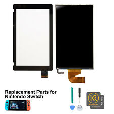 LCD Display Touch Screen Digitizer Replacement Part for Nintendo Switch + Tools