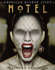 New! American Horror Story: Hotel [Blu-ray] Case has damage disc unopen