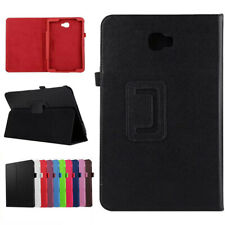 "Folio Leather Stand Case Cover For Samsung Galaxy Tab 3 4 7.0"" 8.0"" 10.1 Tablet"