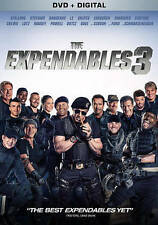 The Expendables 3 (DVD) Factory Sealed