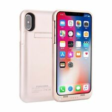 For iPhone X Apple 10 Power Bank Portable Battery Backup Pack Charger Case Cover