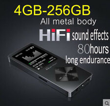 "4-256GB HiFi MP3  MP4 Player Walkman 1.8"" LCD Screen FM Radio Video Movie Lot"