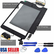 LCD Display Touch Screen Digitizer Glass Replacement Repair For iPad Mini 1st 2