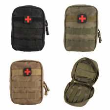 Bag Tactical First Aid Pouch Molle Kit Medical EMT Cover Military Emergency Bag