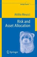 Risk & Asset Allocation Book SPRINGER FINANCE by Attilio Meucci