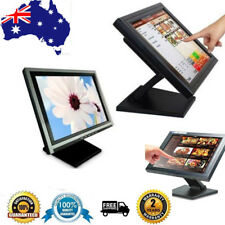 "15""/17"" LCD Touch Screen Monitor TFT VGA F Point of Sale Systems Display POS AU"