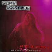 Alive in Studio A by Bruce Dickinson (Iron Maiden) (CD, 1995, 2 Discs,