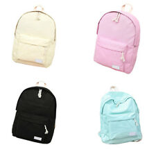 1Pcs Women School Canvas Backpacks Fashion Casual Backpack For Girls Travel Bags