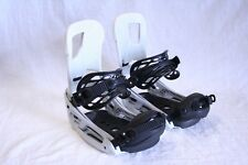 MENS BURTON CARTEL EST SNOWBOARD BINDINGS PRIMED BRAND NEW MEDIUM LARGE