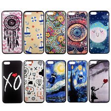 Various Cute Colorful Design Pattern Hard Case Cover Skin for Apple iPhone 5C