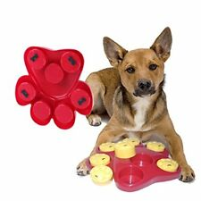 Dog Food Treat Dispensing Boredom Interactive Game Puzzle Training Finder Toys