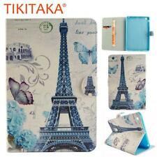 Luxury Stand Wallet Leather Flip For Apple iPad mini 1 2 3 Case Fashion Butterfl