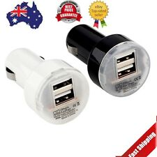 Dual 2 Port USB Car Power Charger Adapter for iPhone6/6PLUS 5S iPod FK