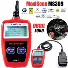 Fault Code Reader Scanner Car Engine Diagnostic Reset Tool OBD 2 CAN BUS EOBD 2@