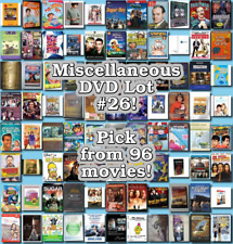 Miscellaneous DVD Lot #26: DISC ONLY - Pick Items to Bundle and Save!