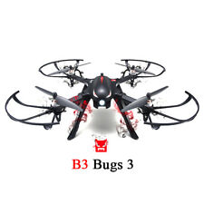 MJX B3 Bugs 3 RC Quadcopter RTF Two-way 2.4GHz 4CH with Action Camera Bracket US