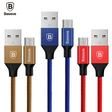 Mobile Phone Micro USB Cable Fast Data Sync Charging - Micro Charger For Andr...