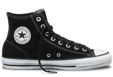 Converse - CTAS Pro Hi Suede Mens Shoes Black/White