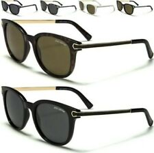 NEW BLACK SUNGLASSES POLARIZED MENS LADIES WOMENS RETRO VINTAGE CAT EYE UV400