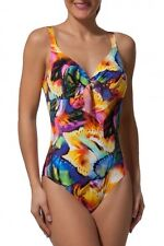 SWIMSUIT ONE-PIECE SWIMMER RETENTION ANTIFREEZE THE MILLE PETAL COLORISSIMA