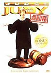 Judge Judy - Justice Served (DVD 2007) RARE OOP Judith Sheindlin on Courtroom TV