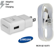 New OEM Samsung Galaxy S6 S7 Edge Note 4 Note 5 Adaptive Fast Rapid Charger